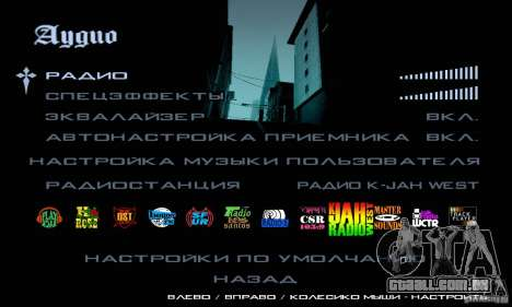 Crack para a versão Steam do GTA San Andreas para GTA San Andreas segunda tela