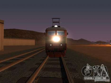 Chs200 009 para GTA San Andreas vista direita