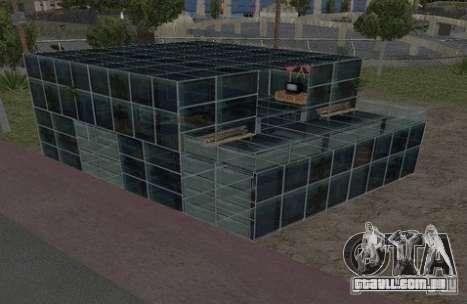 Chalé de dois andares para GTA San Andreas segunda tela