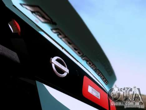 Nissan Silvia S14 Matt Powers v4 2012 para GTA San Andreas vista direita