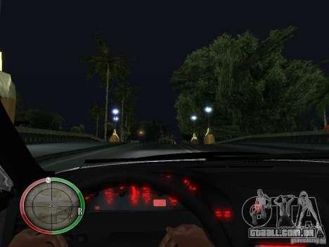 Lada Priora Dag Style para GTA San Andreas vista direita