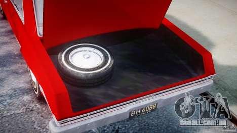 Ford Mercury Comet 1965 [Final] para GTA 4 interior