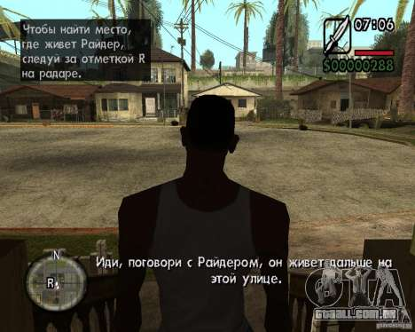 NewFontsSA 2012 para GTA San Andreas sétima tela