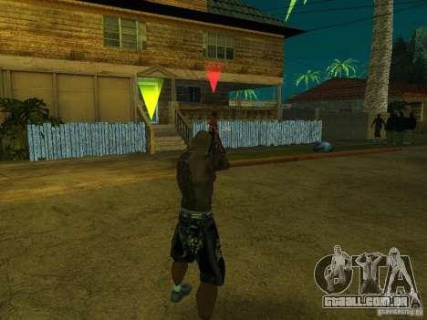Killer Mod para GTA San Andreas terceira tela