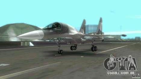 VC Air Force para GTA Vice City vista direita