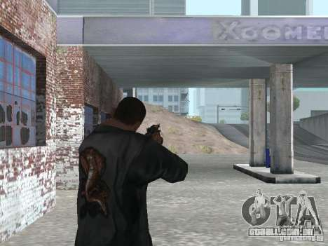 M1A1 Carbine para GTA San Andreas sexta tela