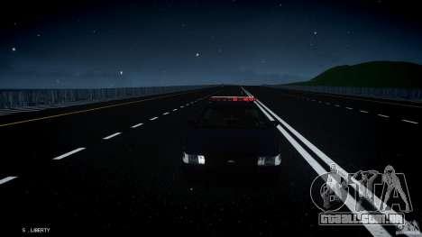 Ford Crown Victoria New York State Patrol [ELS] para GTA 4