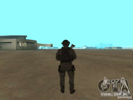 Frost and Sandman para GTA San Andreas terceira tela