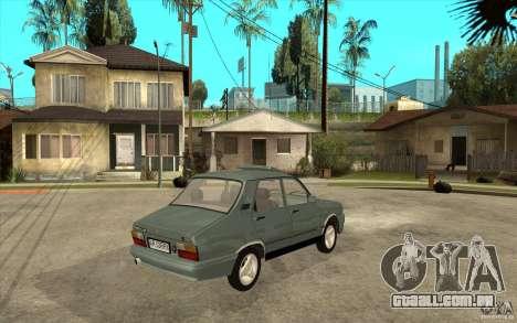 Dacia 1310 L Custom-RK para GTA San Andreas vista direita