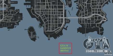 GTA IV sandzzz para GTA 4 oitavo tela