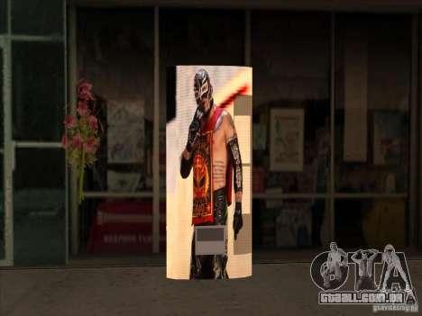 Soda pop Ray Mysterio para GTA San Andreas
