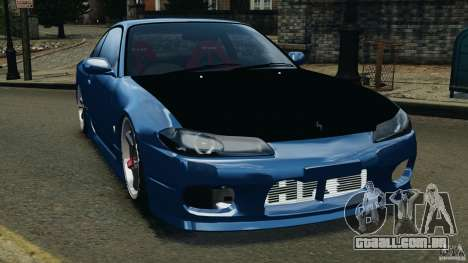 Nissan Silvia S15 JDM para GTA 4