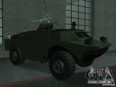 Swatvan com metralhadora para GTA San Andreas