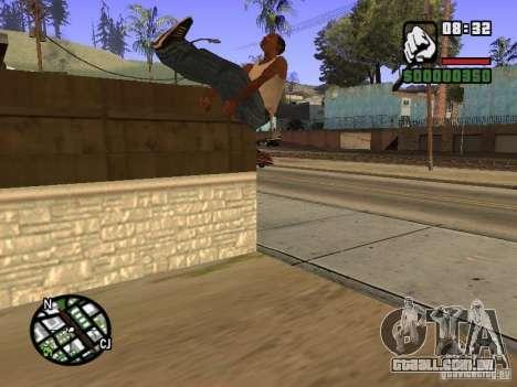ACRO Style mod by ACID para GTA San Andreas nono tela