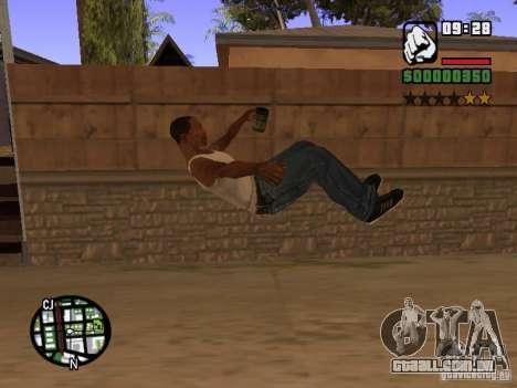 ACRO Style mod by ACID para GTA San Andreas décima primeira imagem de tela