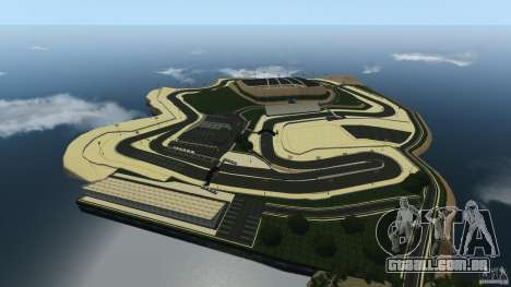 Laguna Seca [HD] Retexture para GTA 4 segundo screenshot