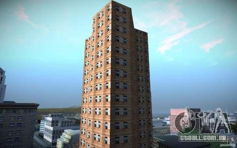 Arranha-céus de HD para GTA San Andreas terceira tela