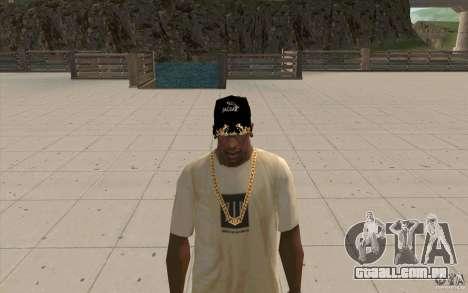 Jaguar Cap para GTA San Andreas segunda tela