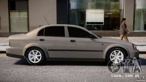 Chevrolet Evanda para GTA 4 vista inferior