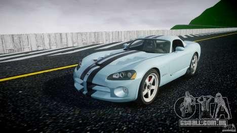 Dodge Viper SRT-10 para GTA 4