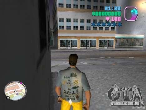 Novas skins Pak para GTA Vice City