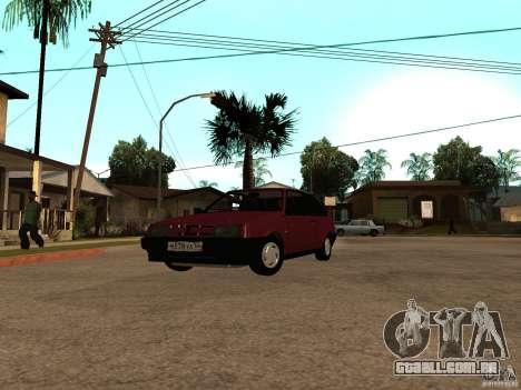 VAZ 2108 dreno para GTA San Andreas