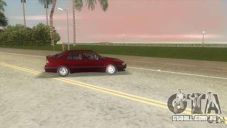 SAAB 9000 Anniversary v1.0 para GTA Vice City vista direita