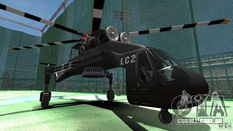 Liberty Sky-lift para GTA 4