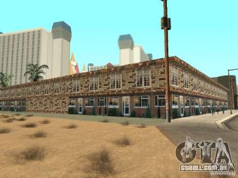 New Transfender: CTO para GTA San Andreas segunda tela