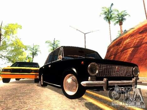 Dreno de 2101 VAZ para GTA San Andreas