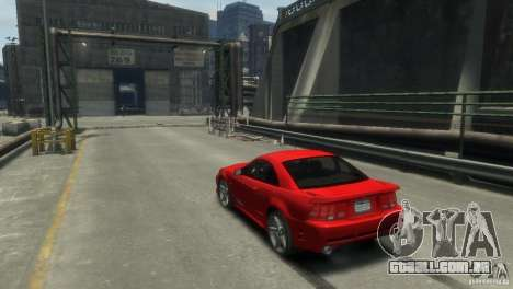 SALEEN S281 para GTA 4 vista direita