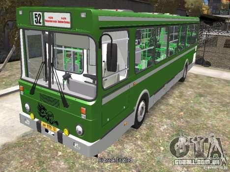 LIAZ 5256.25 para GTA 4