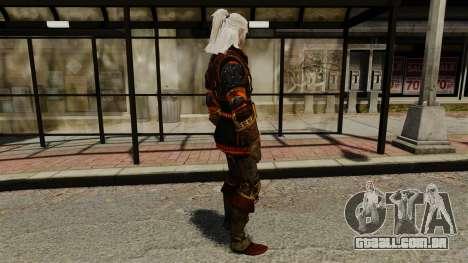 Geralt de Rivia v2 para GTA 4 segundo screenshot