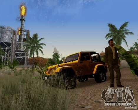 HQ Country N2 Desert para GTA San Andreas