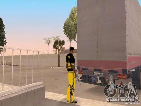 Kogel para GTA San Andreas esquerda vista