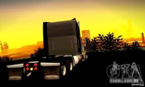 Freightliner Classic XL para GTA San Andreas vista direita