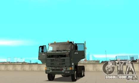 KAMAZ 65226 Tai v 1.1 para GTA San Andreas