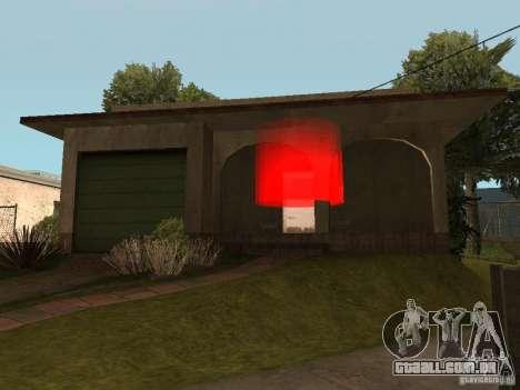 A capacidade de chamar uma Suite para GTA San Andreas