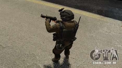 Phoenix Paratroopers para GTA 4 quinto tela