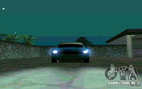 GÁS 24 v 1.0 para GTA San Andreas vista direita