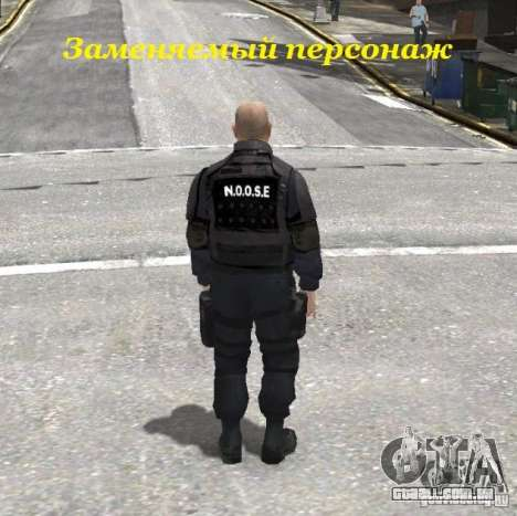 Ultimate NYPD Uniforms mod para GTA 4 segundo screenshot