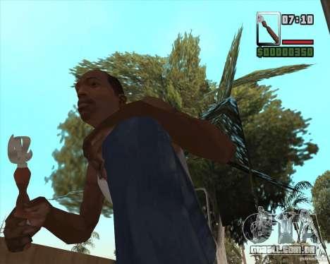 Abridor para GTA San Andreas terceira tela