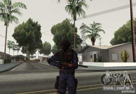 Rifle de GTA IV para GTA San Andreas segunda tela