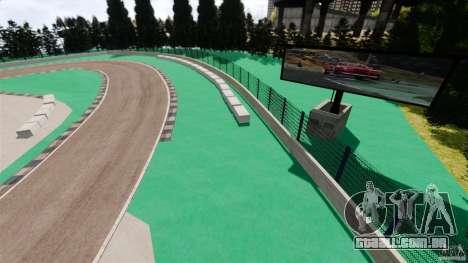 Ebisu Circuit para GTA 4 terceira tela