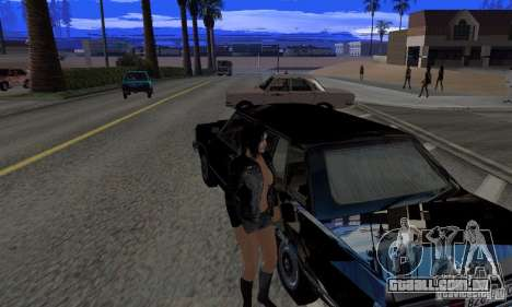 Brilho absoluto para GTA San Andreas terceira tela