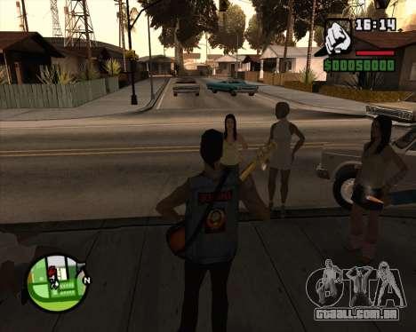Tommy para GTA San Andreas terceira tela