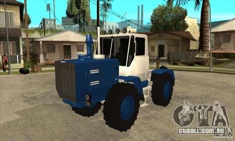 Corte de trator para GTA San Andreas