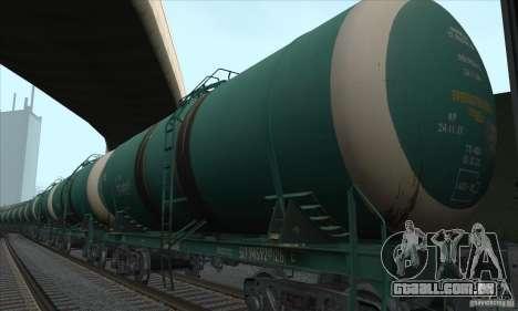 N. º 517 94592 do tanque para GTA San Andreas