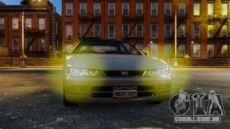 Luzes de luz amarelas para GTA 4 segundo screenshot