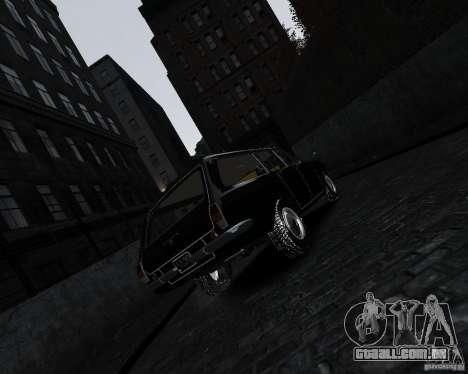 GAZ-24-02 para GTA 4 traseira esquerda vista